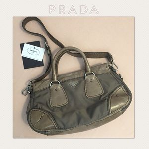 ⭕️WEEKEND SALE⭕️ Prada Nappa in Antique Cocco